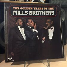 New listing The Mills Brothers – The Golden Years Of The Mills Brothers – NR 5090