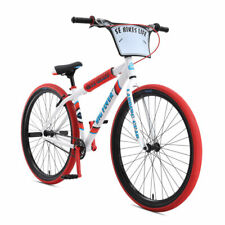 SE Bikes 2020 Big Flyer 29 Inch BMX New In Box Bike 29er GT Haro White Red Rare!