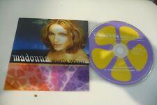 MADONNA CD SINGLE CARDSLEEVE BEAUTIFUL STRANGER. AUSTIN POWERS