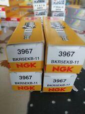 NGK BKR5EKB-11 Spark Plug, Stock Number: 3967