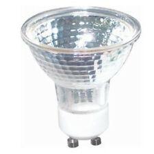 SUNLITE FMW Q35MR16 GU10 base w/ Front Glass 120V LENS 03232 Halogen bulb