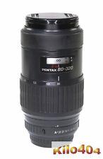 SMC Pentax FA 80-320mm 1:4,5-5,6 * TOP * K-1 * K-50 * KP * K-3 * K-70 * K20D *