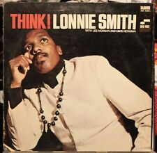 LONNIE SMITH THINK! BLUE NOTE LIBERTY OG LP CLEAN!