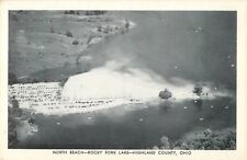An Aerial View Of North Beach, Rocky Fork Lake, Highland County, Ohio OH