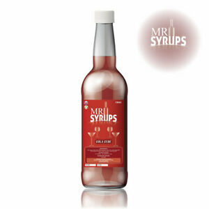 750ml Cola Cube Flavour Drink Syrup - Flavouring for Drinks - Cocktail Syrup