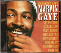 Marvin Gaye CD Greatest Hits Brand New Sealed