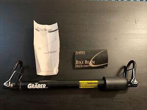 Saris Bike Beam 1 Adjustable Grabber Bicycle Holder Women Frame Support 3037