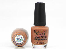 OPI Nail Lacquer Classics Collection NLC89 Chocolate Moose