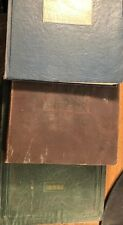 Alhambra High School * Lot of 3 Yearbooks 1926 1927 1929 * California