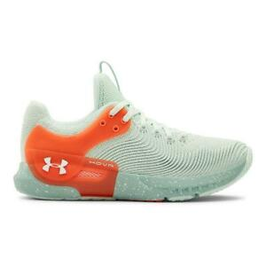 Under Armour Hovr Apex 2 Training Fitness Shoes Trainers Turquoise UK 6 - NEW