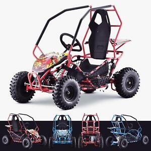 36V 2 Seater 1000W Buggy Powerful Go Kart UTV Off Road Buggy - OneBuggy™ | EX2S