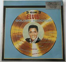 Simply Vinyl Elvis  Volume 3 Golden Records  Never Played  Mint