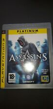 assassin's creed  jeu ps3 français