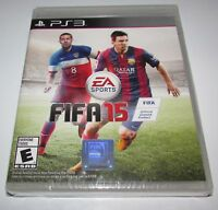 FIFA 15 Ultimate Edition PS3 Sony PlayStation 3 Brand New Sealed Fast Shipping!