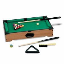 Mini Biliardo da tavolo in legno Carambola 2 stecche 16 grandi Giochi
