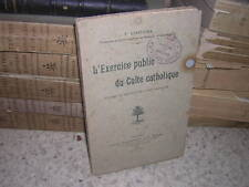 1911.exercice public du culte catholique / Cimetier