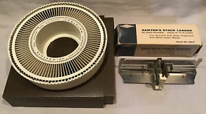 Sawyer's Rototray Slide Tray + Stack Loader for 2 x 2 Slide Projector