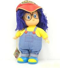 Popy Dr. Slump Power Gal Arale-chan Doll M size with tag Retro Toy from Japan