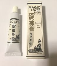 MAGIC LOVER CREAM MALE ENHANCEMENT SEXUAL STAMINA INDIAN GOD LOTION