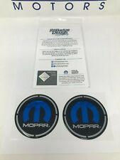 Challenger Charger Under Hood Beverage Delete Emblem Decal Inlay Mopar M Logo
