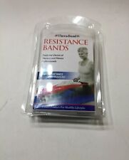 Thera-Band-Resistance bands-HEAVY RESISTANCE 2 levels 0f bands included!!!
