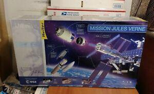 SEALED HELLER NASA LUNAR ORBITER APOLLO 1:100 SCALE SPACECRAFT MODEL KIT MIB