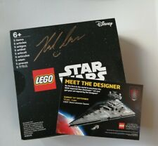 LEGO STAR WARS 627042 Imperial Star Destroyer UCS SIGNED Gift Box Rare BN