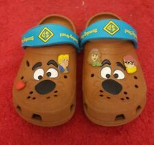 Crocs Scooby Doo Crocs Kids Size UK 12 - 13. (#8)