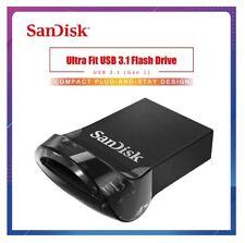 Clé USB 16 Go SanDisk CZ430 Ultra Fit USB 3.1 Memory Stick Lecteur Flash Disk