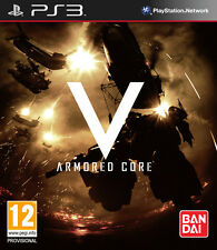 Armored Core 5 Ps3 Playstation 3 It Import Namco