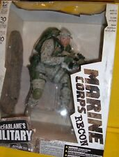 "McFarlane 's MILITARY MARINE CORPS RECON Action Figure Deluxe 30cm 12"" inch MISB"