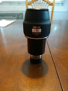 """Pentax 1.25"""" SMC XW Eyepiece - 5mm # 70512"""