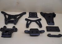 Battery Holder Team C Lupuz//Ansmann Mad Monkey Front//Rear//Centre Chassis Plates