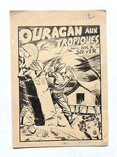Dessin original. Couverture Collection Victoire n°132. MARCELLO. Sage  1950