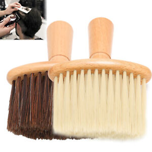 Neck Duster Brush For Salon Stylist Barber Hair Cutting MakeUp Cosmetic Cleaning