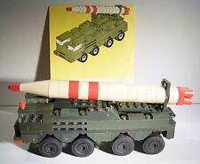 """09041.29 PEBE RDA Kit 506 """"missiles véhicule SFL"""", à partir de 6 ans, entièrement"""