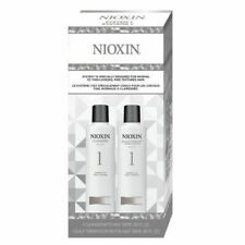 Nioxin System 1 Cleanser and Scalp Therapy Duo, Shampoo and Conditioner, 10.1 OZ