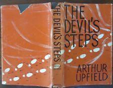 The Devil's Steps by Arthur Upfield - 1965, Reprint - Hardcover w/ Jacket