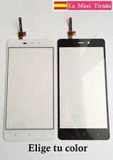 Pantalla Tactil Xiaomi Redmi 3 / 3S - Negra Blanca Digitalizador Cristal táctil