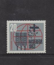WEST GERMANY MNH STAMP DEUTSCHE BUNDESPOST 1963 FREEDOM FROM HUNGER  SG 1305