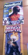 Marvel Poster Mags,Ghost Rider, Spider Man, X-Men, DeadPool, Avengers,