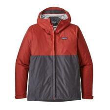 Patagonia MEN'S Torrentshell Jacket New Adobe/Gray Jacket Outdoor Rain Sz XL NEW