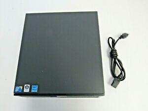 Lenovo ThinkCentre M58p Core 2 Duo E8400 2GB RAM 250GB HDD Win 10 Pro     75-4