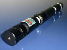 ⚠ Fokussierbarer Laserpointer Grün / Extrem Stark ~ 50 km / Power Akku / stars