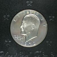 1972-S Eisenhower Silver Dollar US Proof Coin     A-300