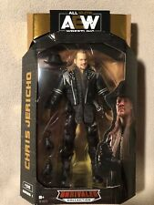 AEW Unrivaled Series 1 Chris Jericho Figure All Elite Wrestling IN HAND