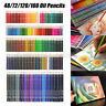 48/72/120/160 Colors Professional Oil Colored Pencils Set Artist Painting Art