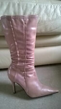 River Island Women's Mid-Calf High Heel (3-4.5 in.) Boots