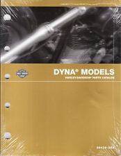 2007 Harley Dyna Wide Low Glide Rider Super Sport Street Parts Manual Catalog