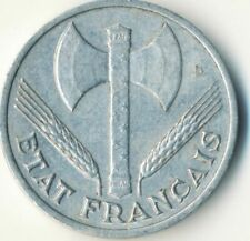 COIN / FRANCE / 50 CENTIMES 1942  #WT8139